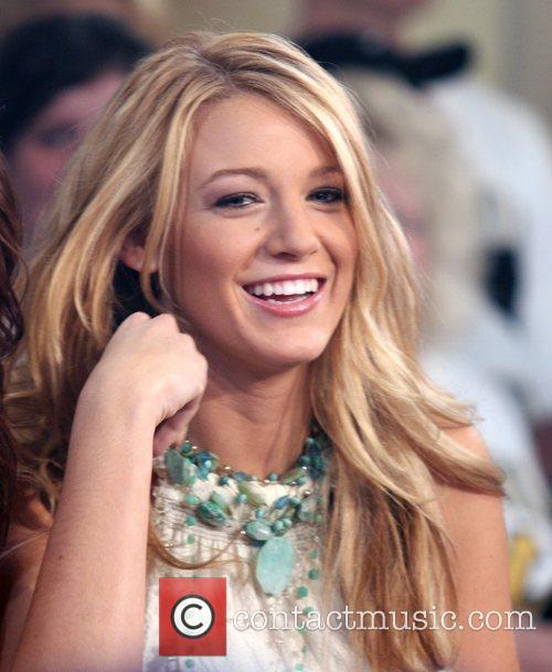 Blake Lively is interviewed on ABC's 'Good Morning...