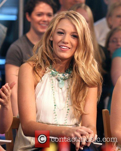 Blake Lively, ABC and Good Morning America 3