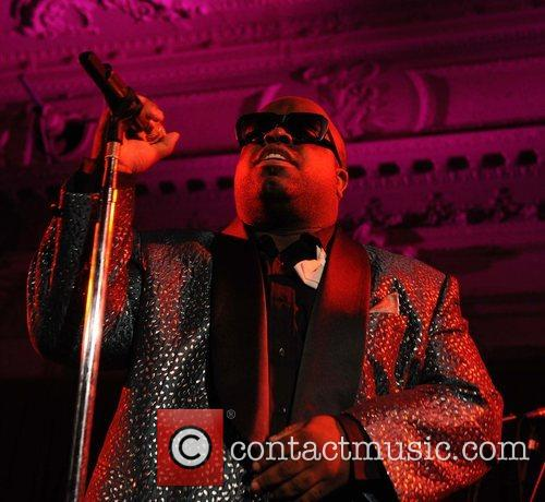 Gnarls Barkley perform in concert at the Bush...