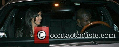 Kim Kardashian, Reggie Bush and Goa Nightclub 2