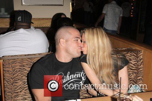 Jenna Jameson and Tony Ortiz at 'Good Charlotte...