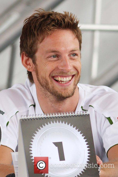 Jenson Button Goodwood Festival of Speed - Day...