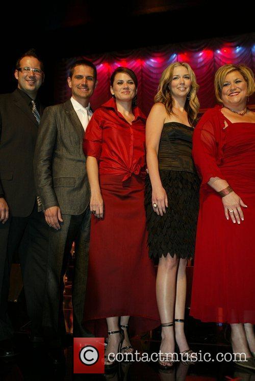 Avalon and Sandi Patty GRAMMY Salute to Gospel...