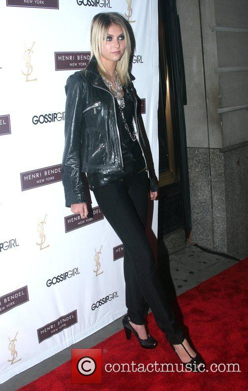 Taylor Momsen 'Gossip Girl' party at Henri Bendel's...