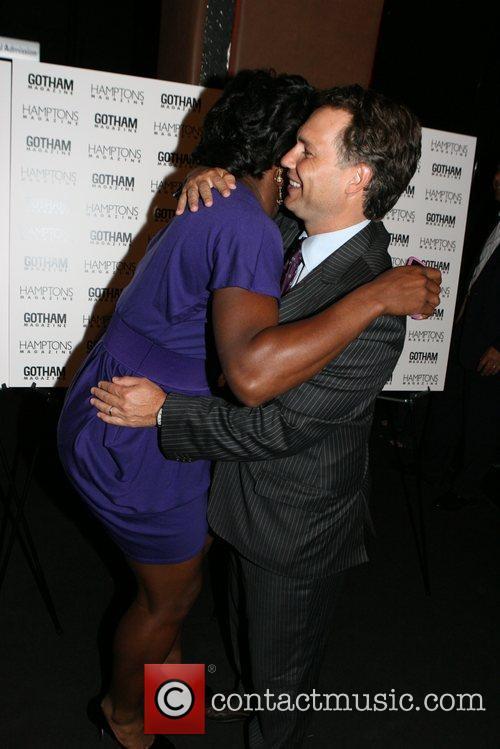 Hampton's and Gotham Magazine's Jason Binn celebrates Serena...