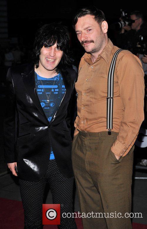 Noel Fielding and Julian Barrett GQ Men of...