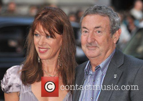 Guest and Nick Mason GQ Men of the...