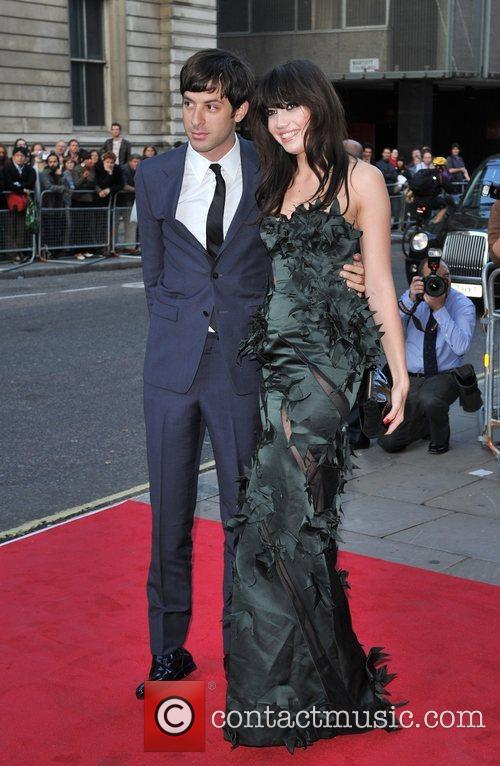 Mark Ronson and Daisy Lowe GQ Men of...