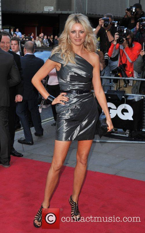 Tess Daly GQ Men of the Year Awards...