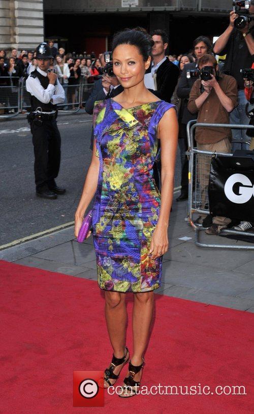 Thandie Newton GQ Men of the Year Awards...
