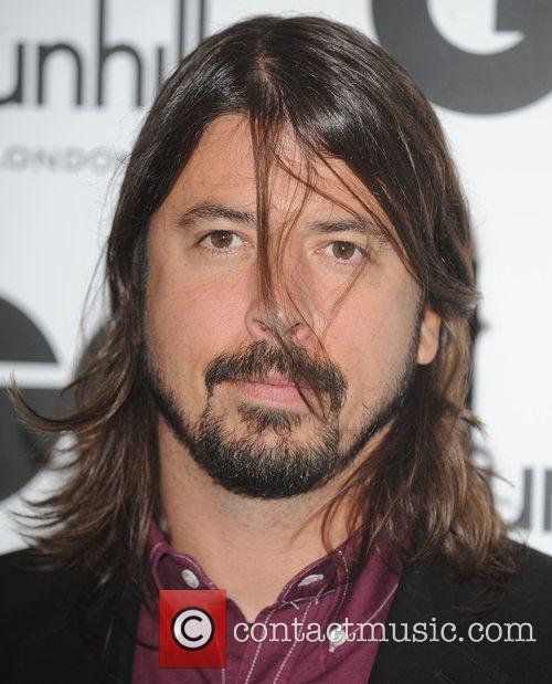 Dave Grohl  GQ Men of the Year...