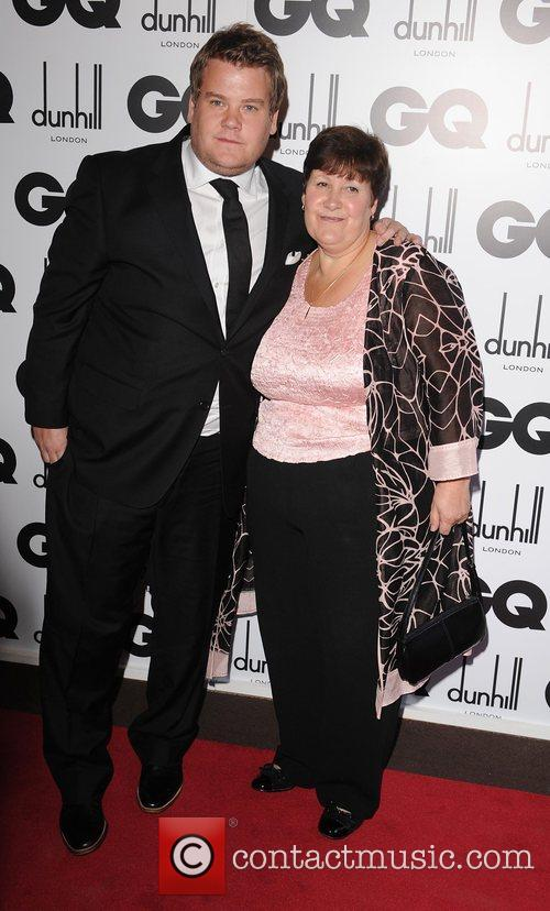 James Corden  GQ Men of the Year...