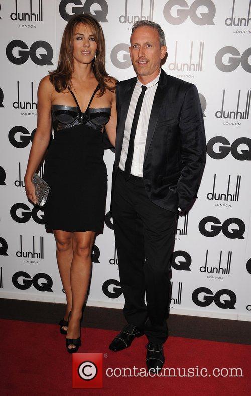 Elizabeth Hurley and Patrick Cox 3