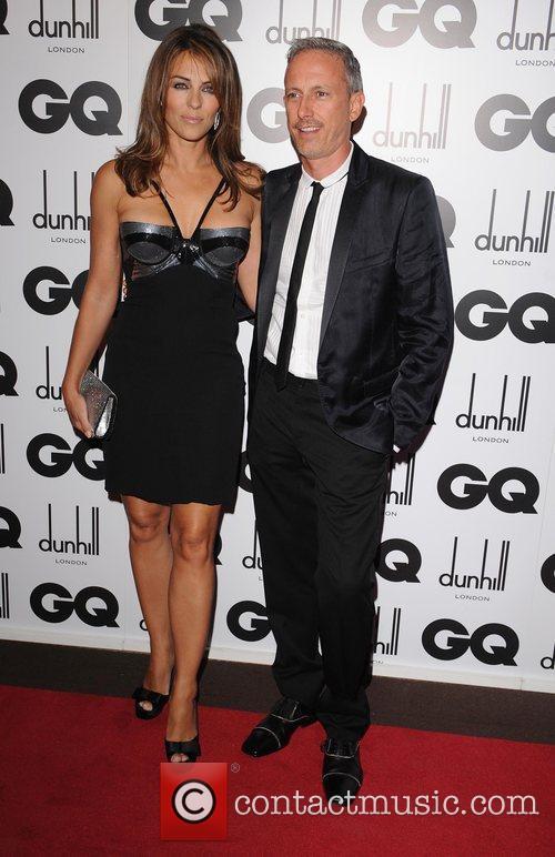Elizabeth Hurley and Patrick Cox 5