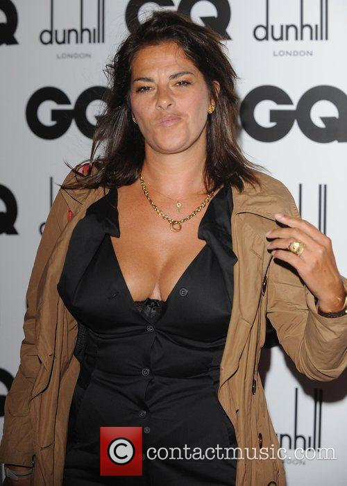 Tracey Emin GQ Men of the Year Awards...