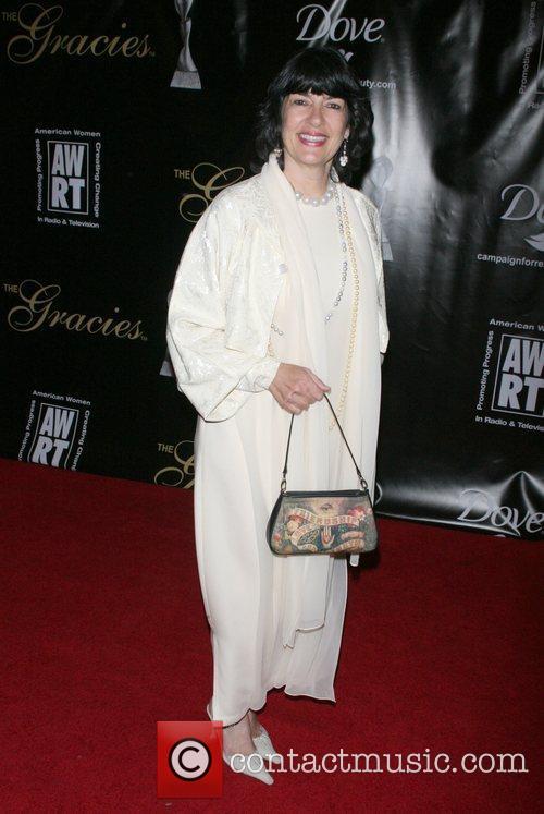 Christiane Amanpour 33rd Annual American Women In Radio...