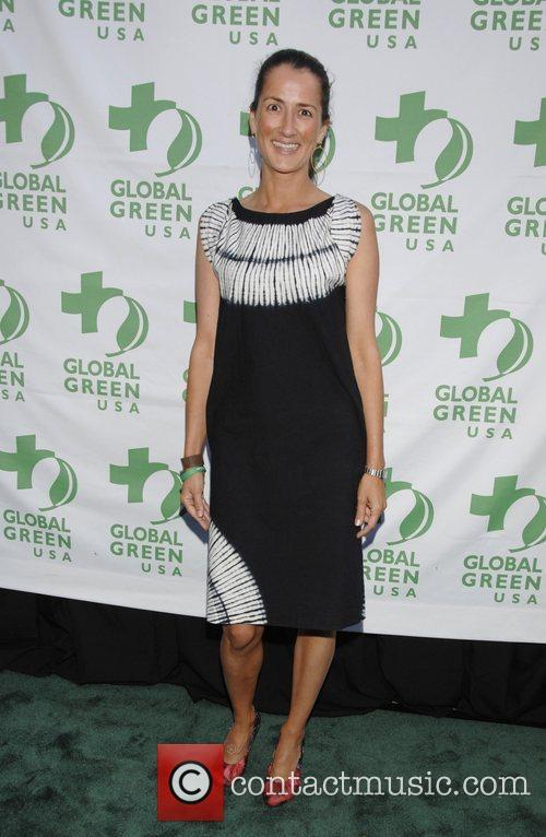 Anna Getty 12th Annual Green Cross Millennium Awards...