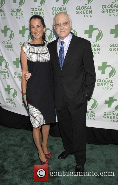 Anna Getty and Norma Lear 12th Annual Green...