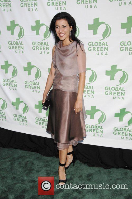 Bahar Soomekh 12th Annual Green Cross Millennium Awards...