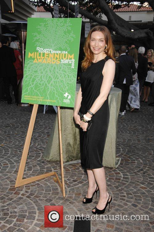 Melanie Ellison 12th Annual Green Cross Millennium Awards...