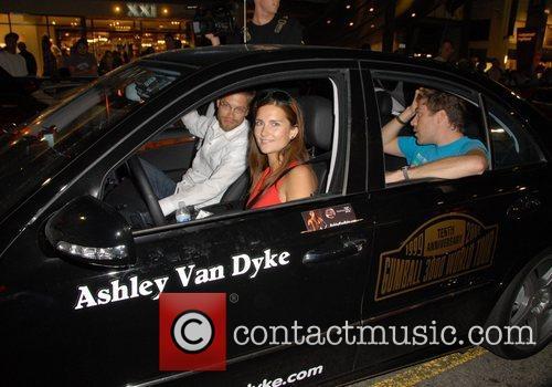 Ashley Van Dyke and Gumball 3000 1