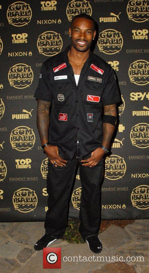 Tyson Beckford and Gumball 3000 4