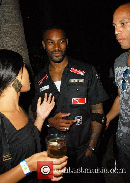 Tyson Beckford and Gumball 3000 1