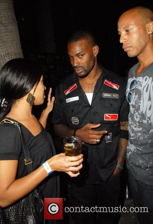 Tyson Beckford and Gumball 3000 3