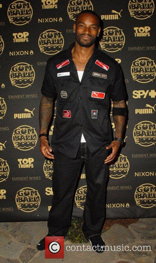Tyson Beckford and Gumball 3000 2