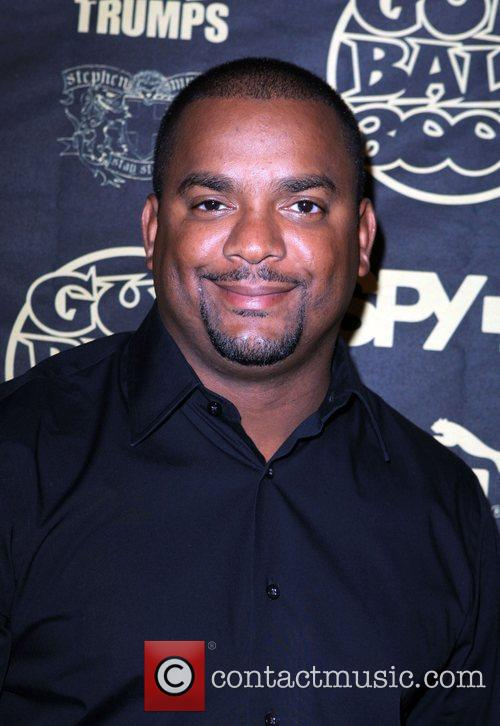 Alfonso Ribeiro, Gumball 3000 and Hard Rock Hotel And Casino 3