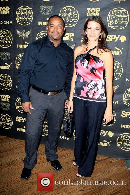 Alfonso Ribeiro, Gumball 3000 and Hard Rock Hotel And Casino 2