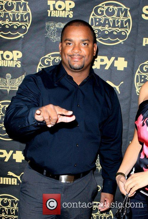 Alfonso Ribeiro, Gumball 3000 and Hard Rock Hotel And Casino 1