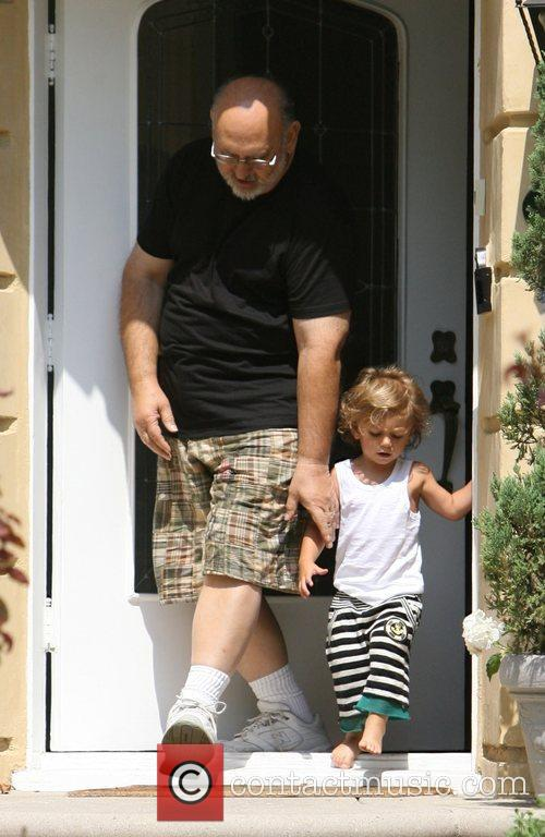 The son of Gwen Stefani and Gavin Rossdale