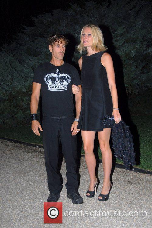Photographer Steven Klein and Gwyneth Paltrow The Mane...