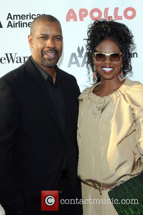 Denzel Washington and Smokey Robinson 1
