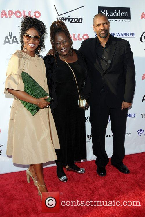 Denzel Washington and Smokey Robinson 3