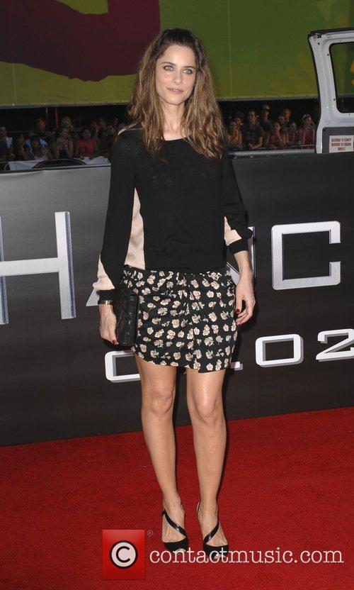 Amanda Peet 'Hancock' Los Angeles Premiere - Arrivals...