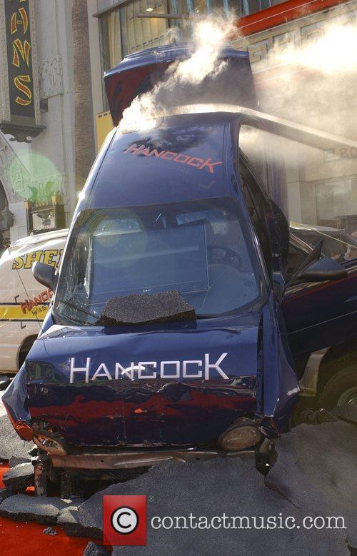 Atmosphere 'Hancock' Los Angeles Premiere - Arrivals held...