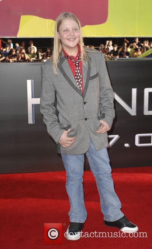 Daeg Faerch 'Hancock' Los Angeles Premiere - Arrivals...