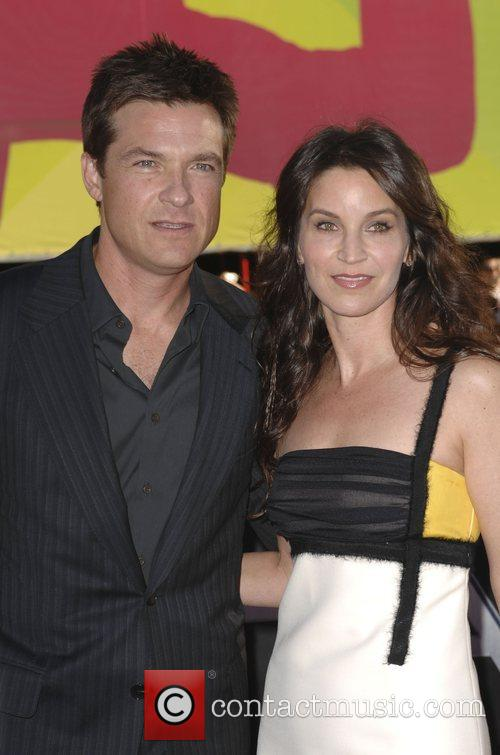 Jason Bateman and Amanda Anka 'Hancock' Los Angeles...