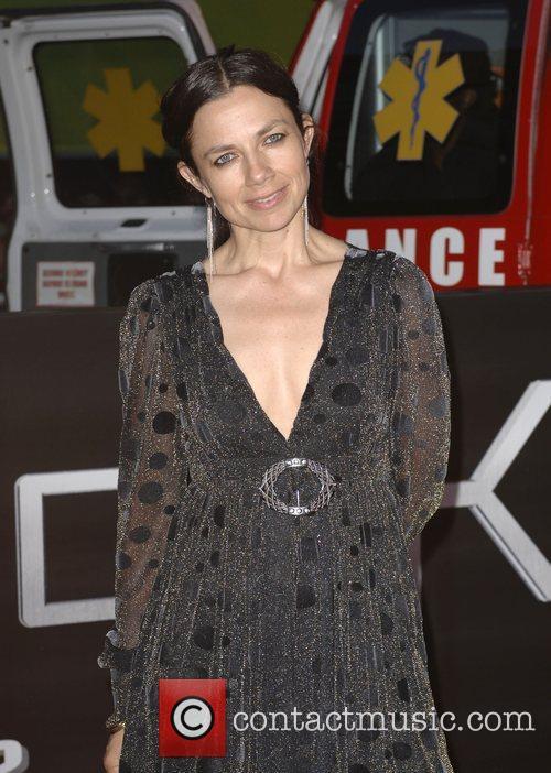 Justine Bateman 'Hancock' Los Angeles Premiere - Arrivals...