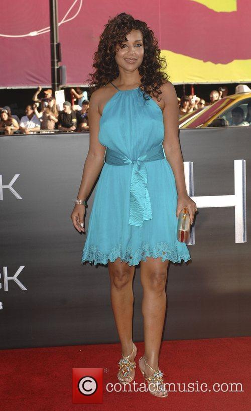 Lisa Raye 'Hancock' Los Angeles Premiere - Arrivals...