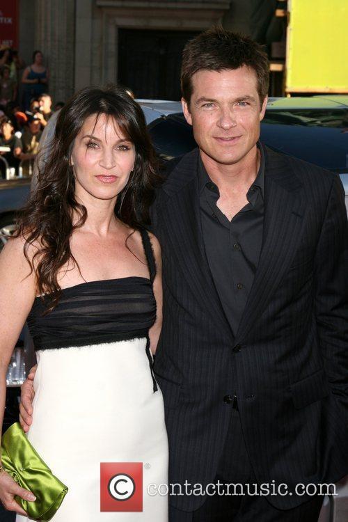 Jason Bateman & Wife 'Hancock' Los Angeles Premiere...