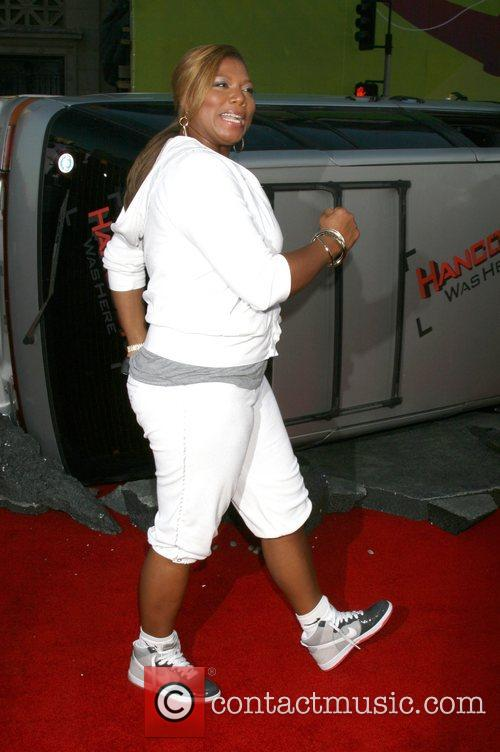 Queen Latifah 'Hancock' Los Angeles Premiere - Arrivals...