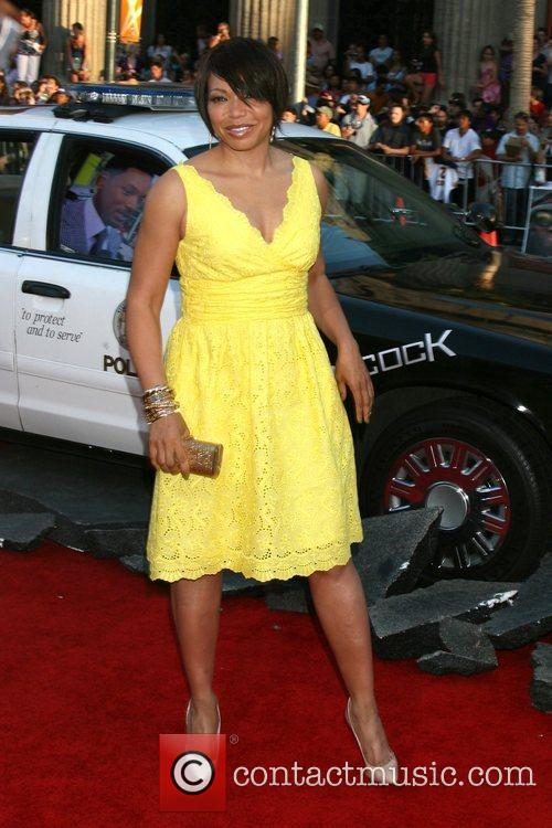 Tisha Campbell Martin 'Hancock' Los Angeles Premiere -...