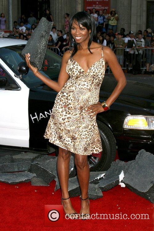 Vanessa Williams 'Hancock' Los Angeles Premiere - Arrivals...