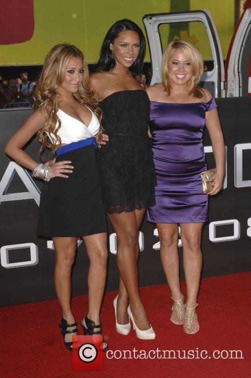 Adrienne Bailon and Sabrina Bryan