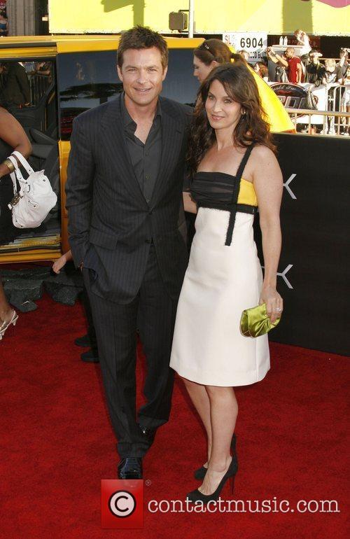 Jason Bateman and wife Amanda Anka 'Hancock' Los...
