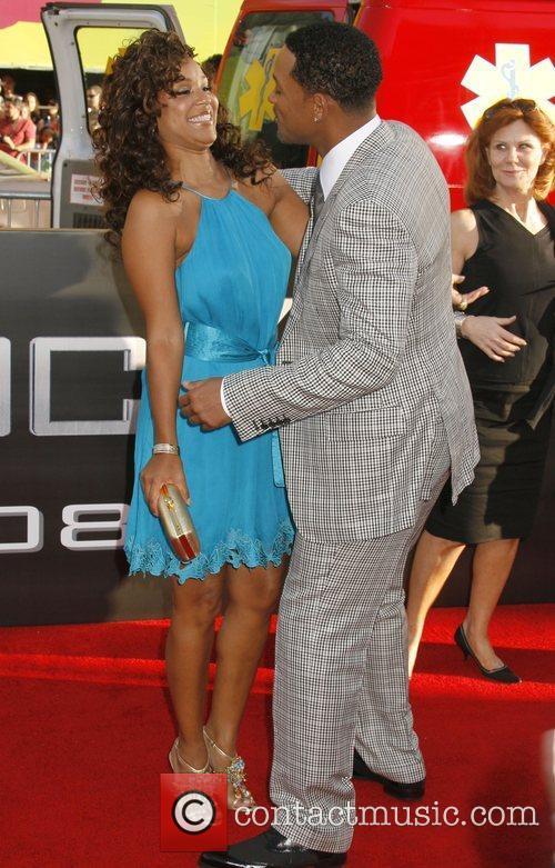 LisaRaye and Will Smith 'Hancock' Los Angeles Premiere...