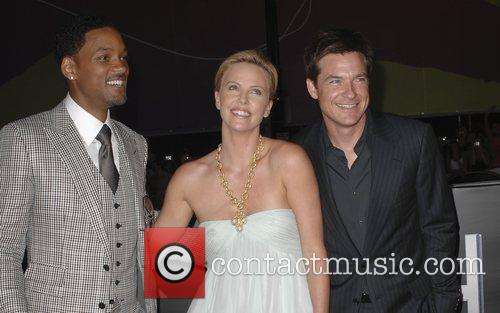 Will Smith and Charlize Theron 10